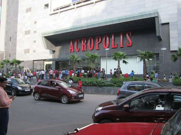 Launch Of Acropolis Mall Kolkata On 25 September 2015