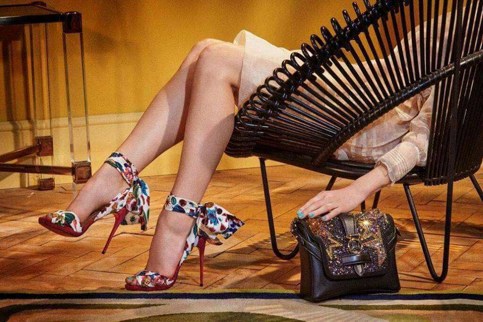 929d30b25add ... Quest Christian Louboutin Spring Summer 2018 collection of bags and  shoes at The Loft