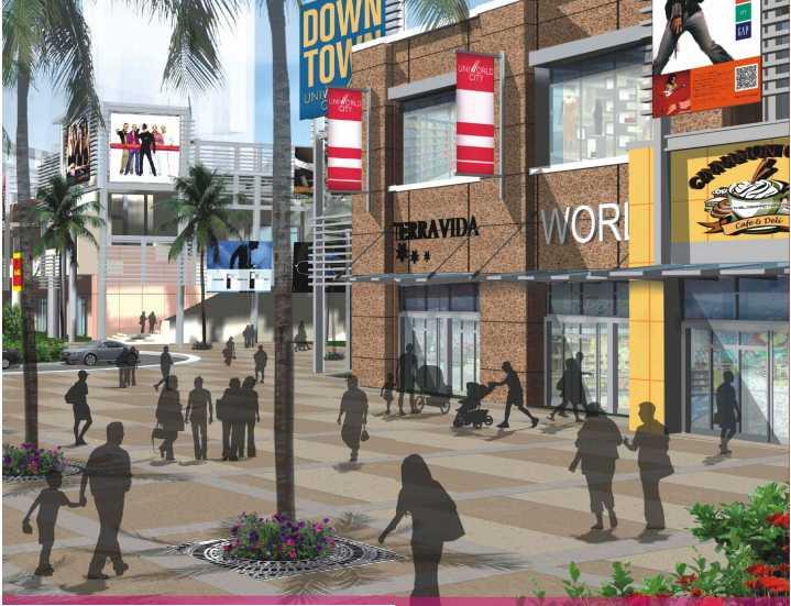 Downtown Retail Mall New Town Shopping Malls In Kolkata