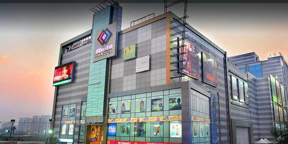 Mani Square Mall Maniktala Main Road Shopping Malls In